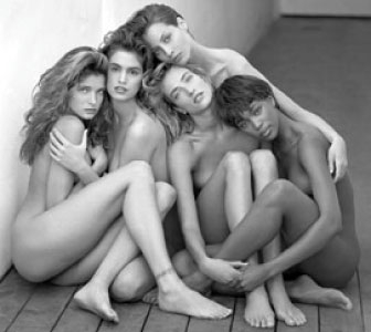 Cindy Crawford- Super Model